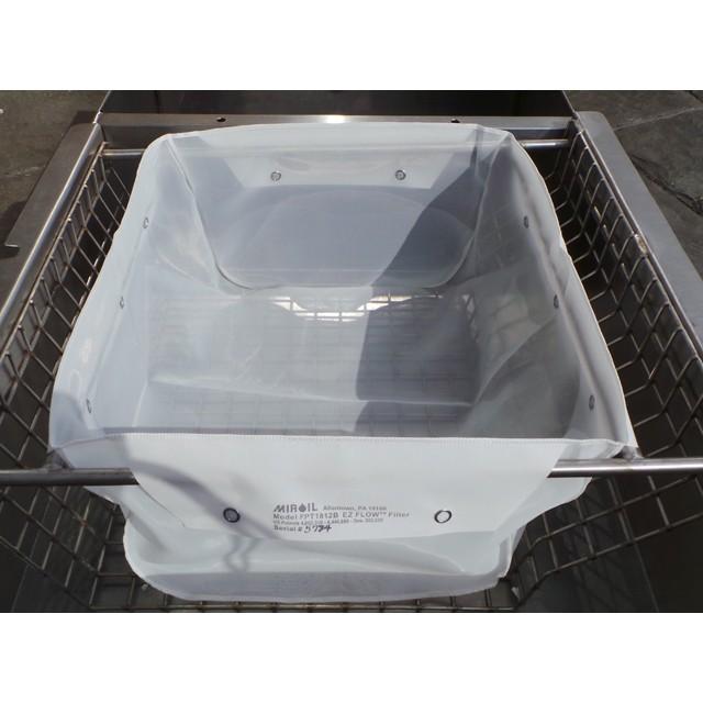 Miroil nylon filter bag