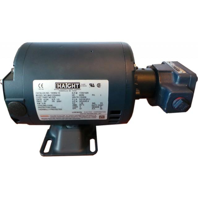 Haight Gear Pump and Motor Unit