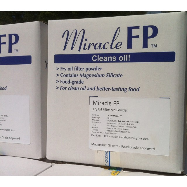 Miracle Fry Powder