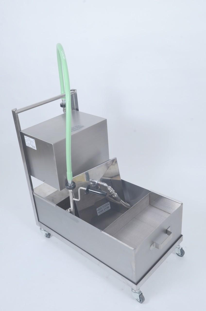 Premier Clear Flow Plus Filter Machine