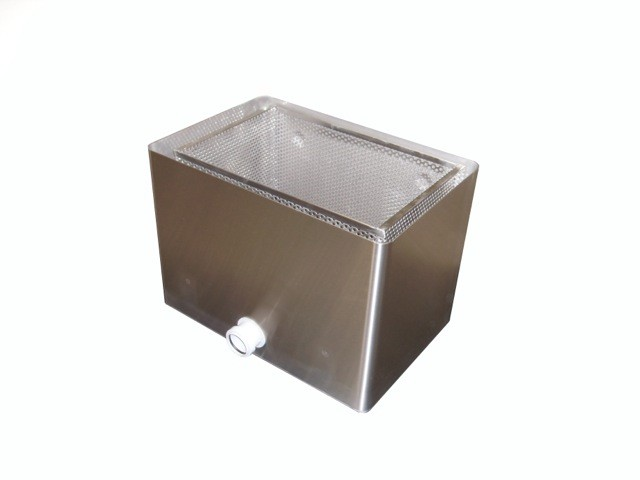 Stainless Steel Floor Standing Interceptor Tank