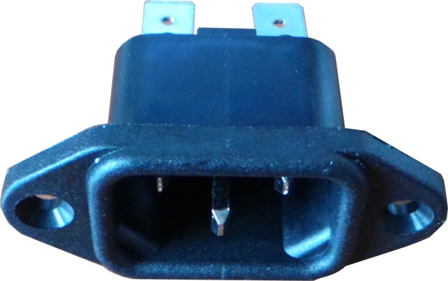 IEC Main Input Socket