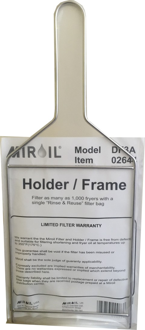 Miroil DF34 Filter Frame