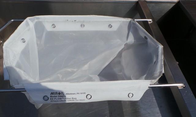 Miroil nylon filter bags