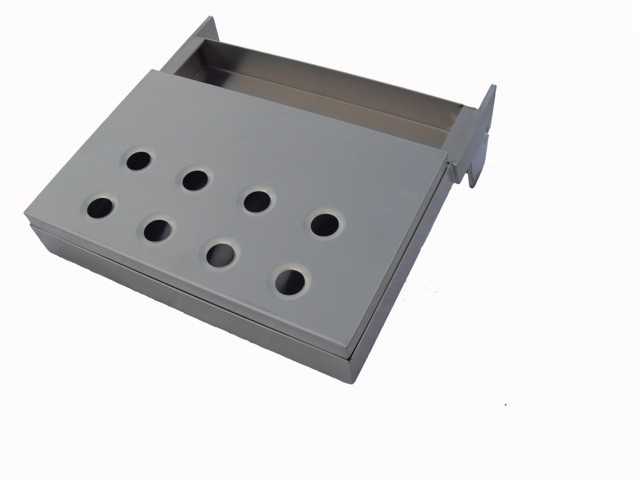 S1 Chipper bucket shelf