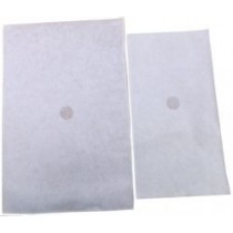 Gram oil filter envelope