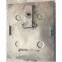 Premier F40 Filter Pad Holder