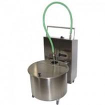 Merlin clarify fat oil filtration machine
