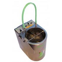 Merlin fat filter machine